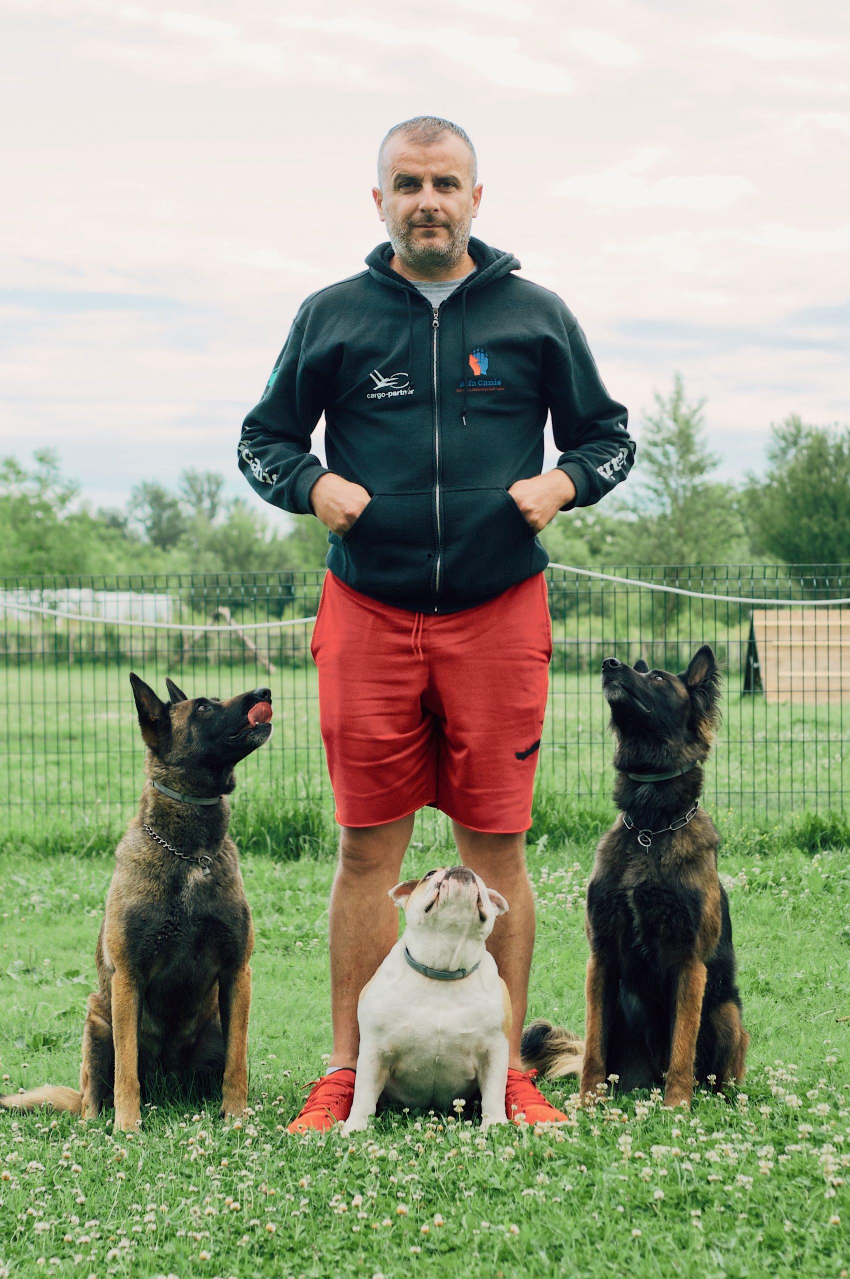 Darijo i psi